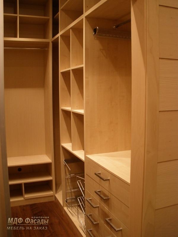 Гардеробные комнаты на заказ мебель для гардеробной компания.