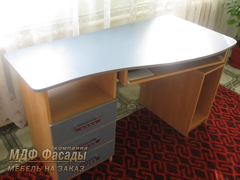 """Компьютерные столы на заказ компьютерная мебель компания """"мд."""